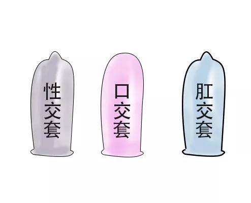 02  根据性交方式的不同,应选择对应种类的安全套(性交套、口交套、肛交套等)。