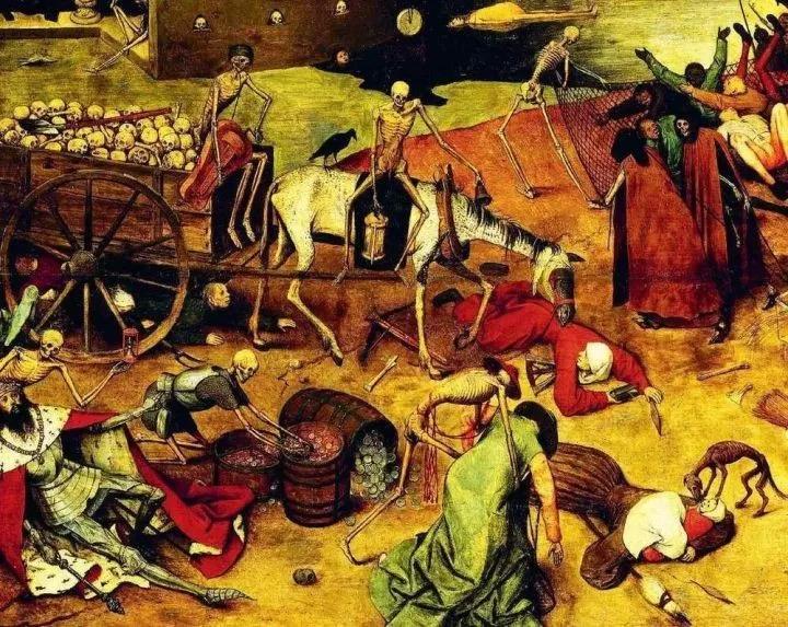 想想看,鼠疫(黑死病)疫情在现代爆发会发生什么事情?