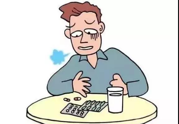 可-不可和食物一起服用的药物
